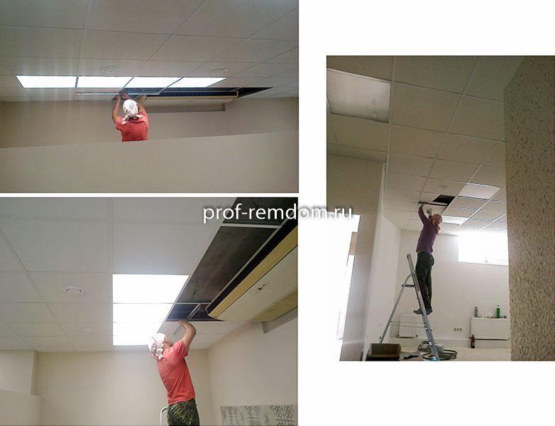 Натяжные потолки фото 10