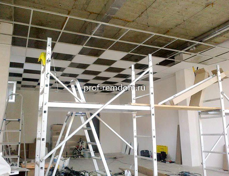 Натяжные потолки фото 2