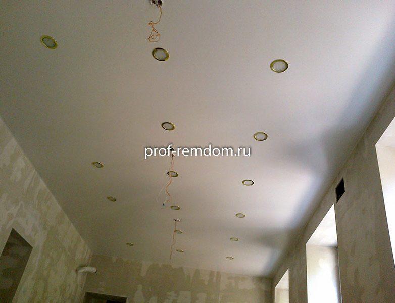 Натяжные потолки фото 3