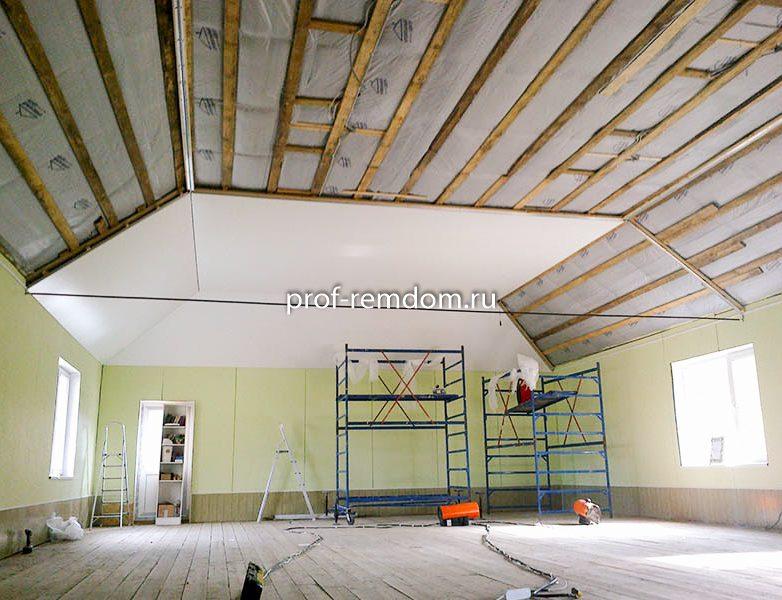 Натяжные потолки фото 4