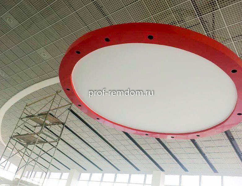 Натяжные потолки фото 7