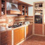 Кухня из гипсокартона в Краснодаре 10