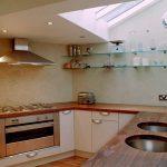 Кухня из гипсокартона в Краснодаре 9