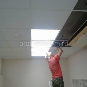 Потолки Армстронг Краснодар 2